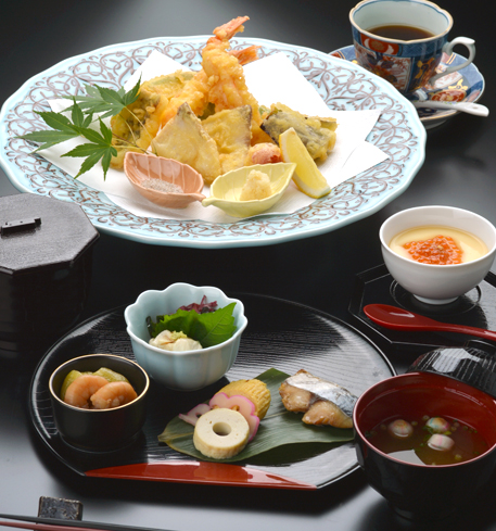 天ぷら華膳